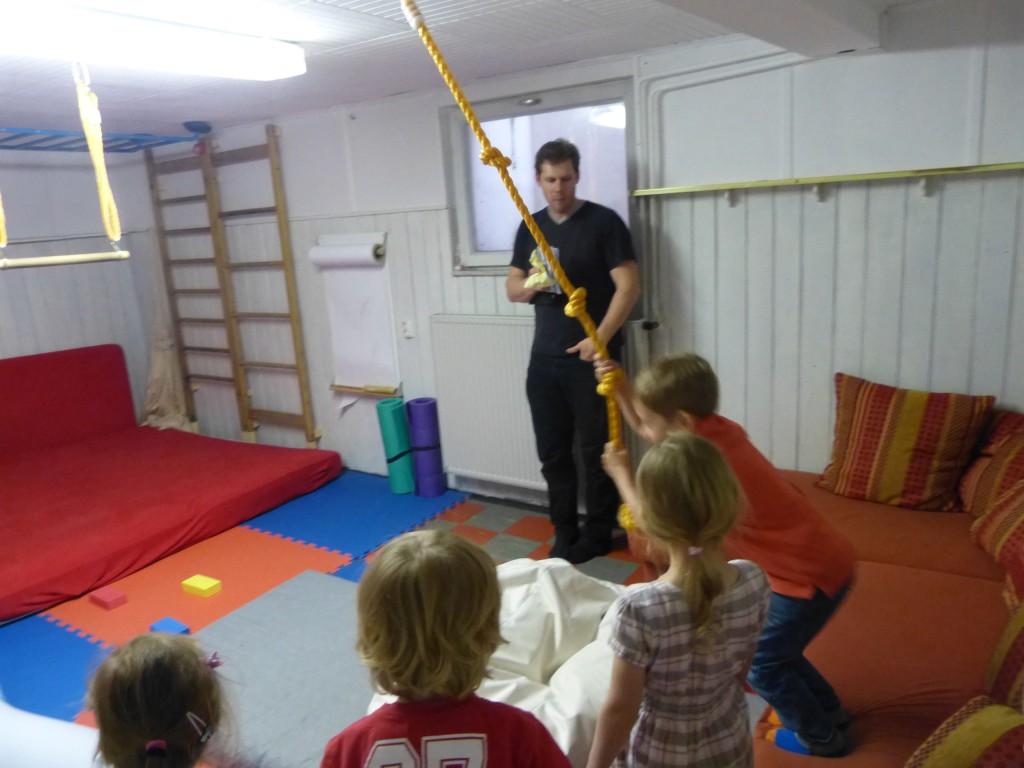 Oktonauten-Training