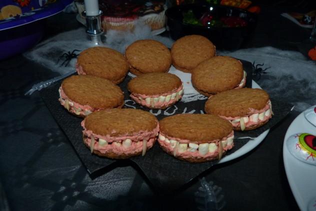 Vampir-Cookies