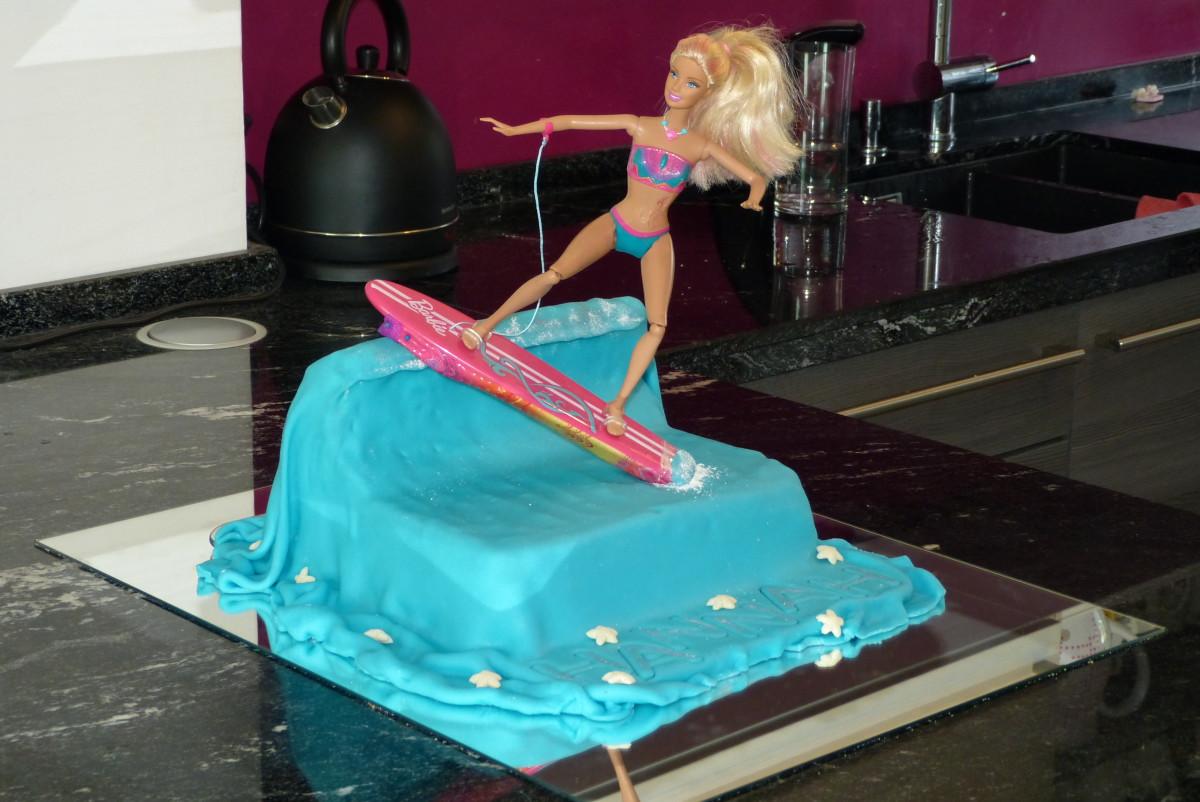 Wellen-Kuchen