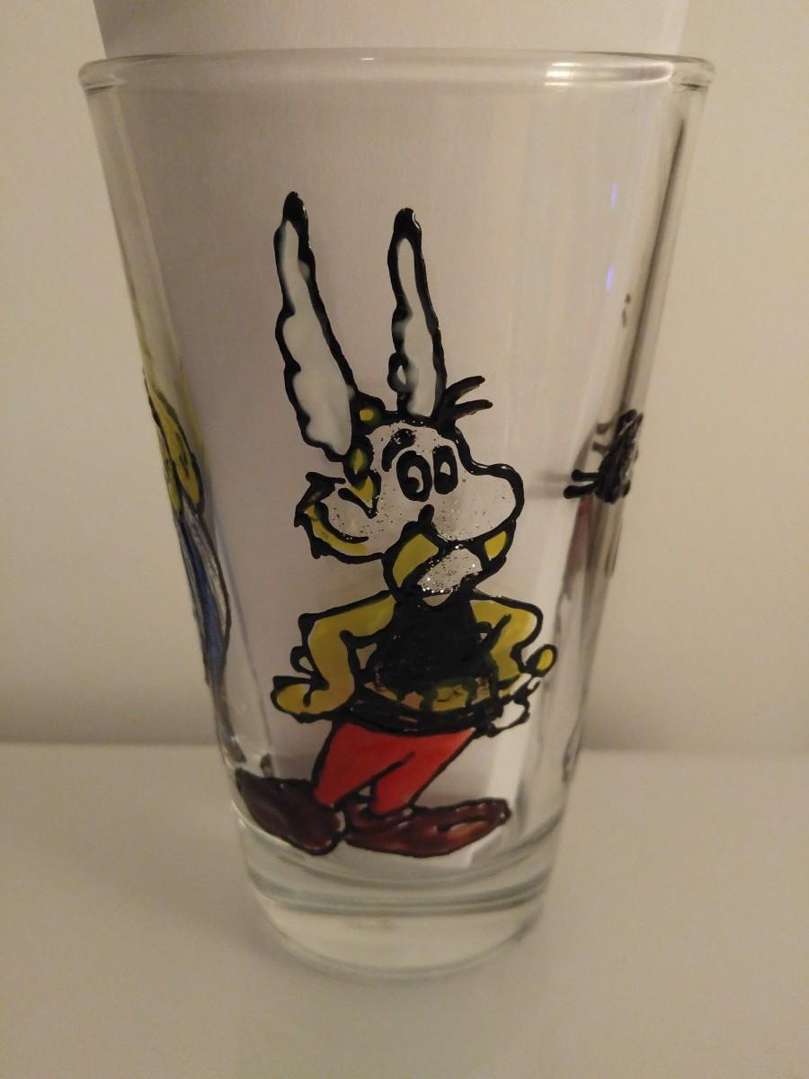 Asterix und Obelix-Mitgebsel