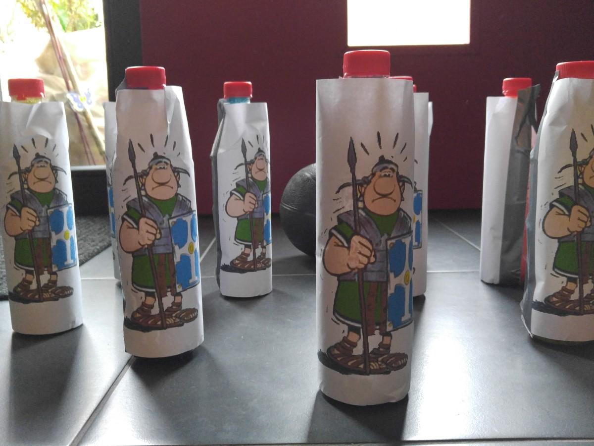 Asterix und Obelix-Party von Steffi & Benjamin