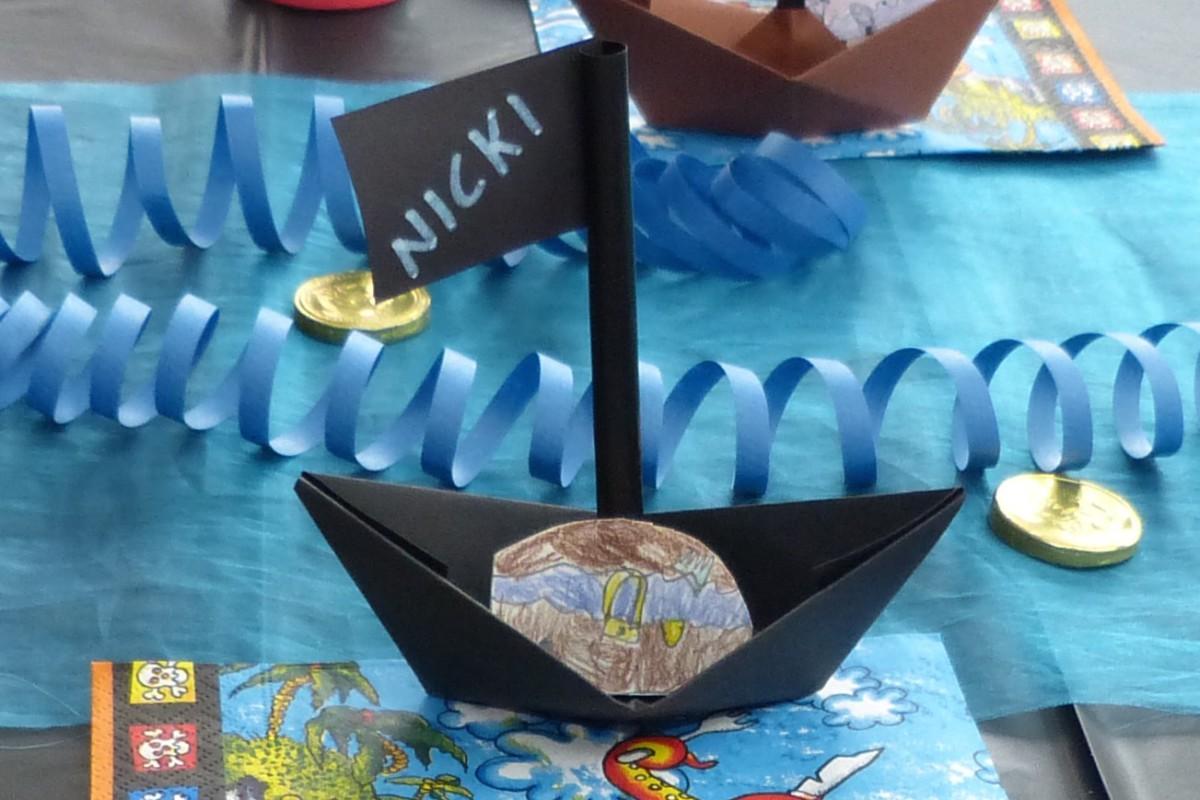 Abenteuer auf der Piraten-Insel