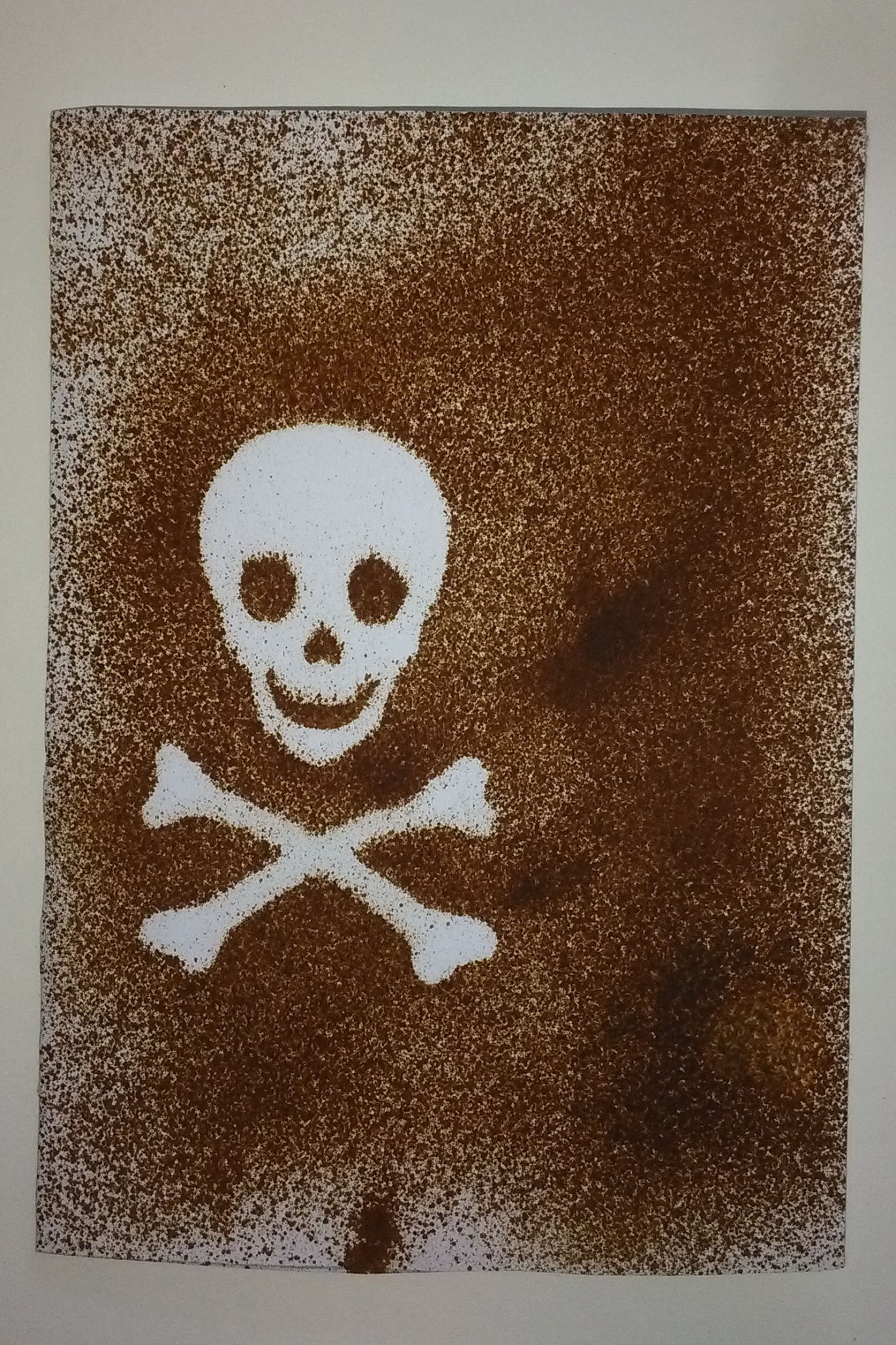 Piraten-Einladung