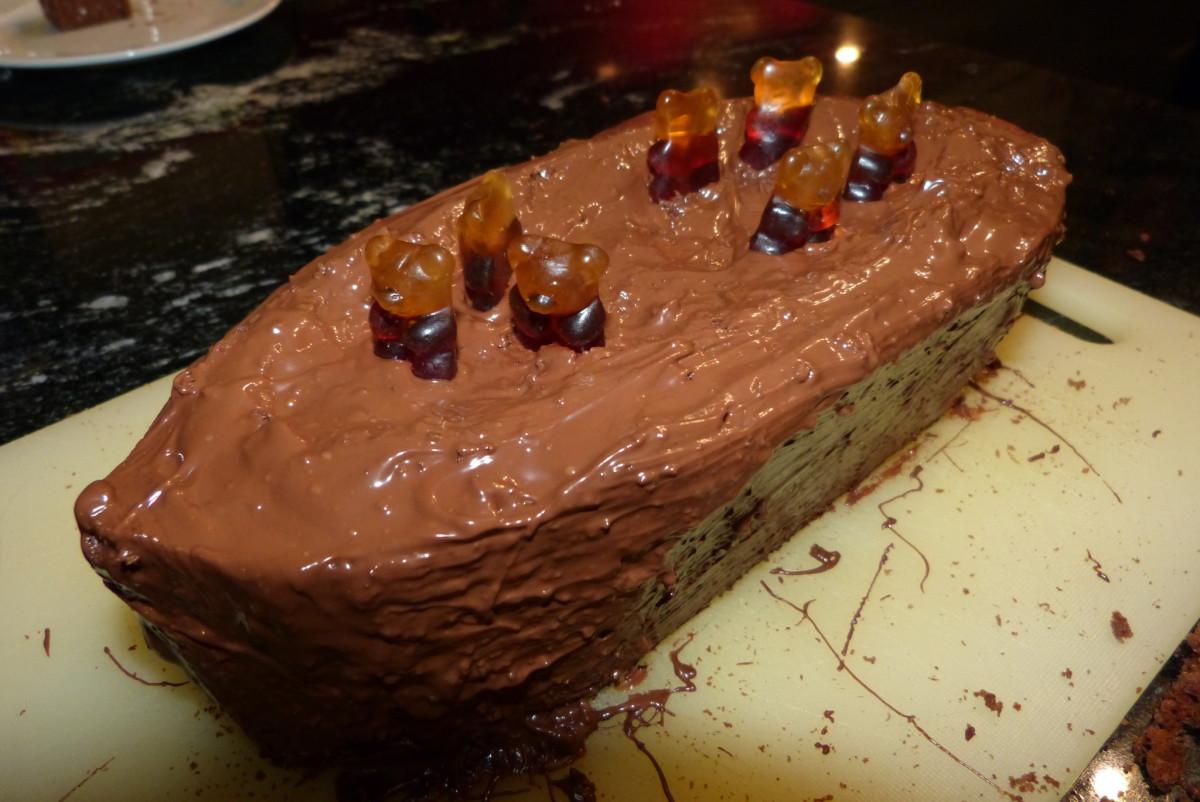 Piraten-Kuchen