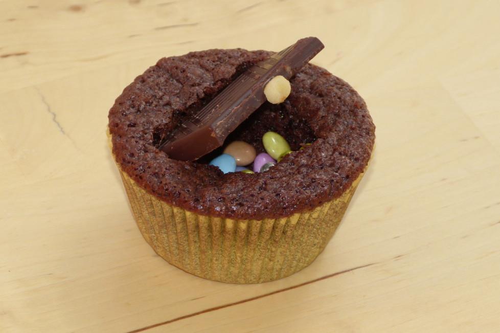 Schatztruhen-Muffins