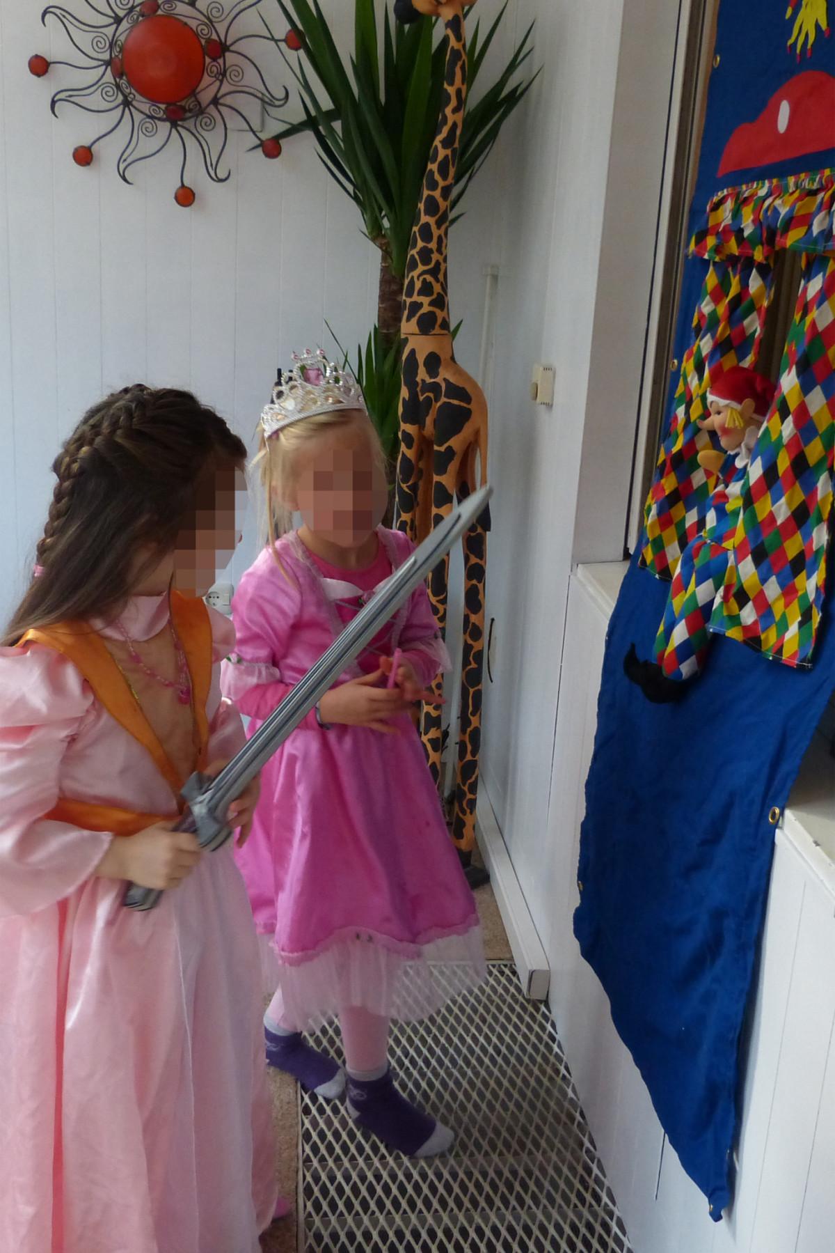 Prinzessin Dornröschen-Party