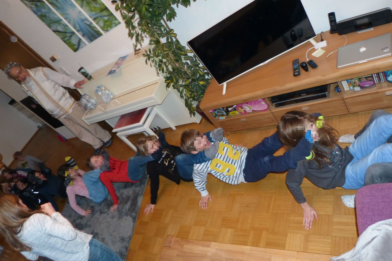 Gruppen-Twister