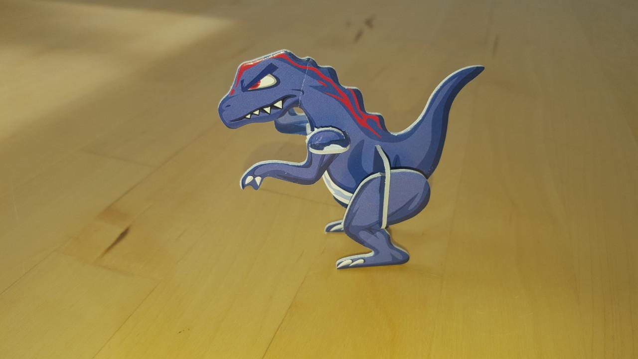 Dinosaurier-Mitgebsel