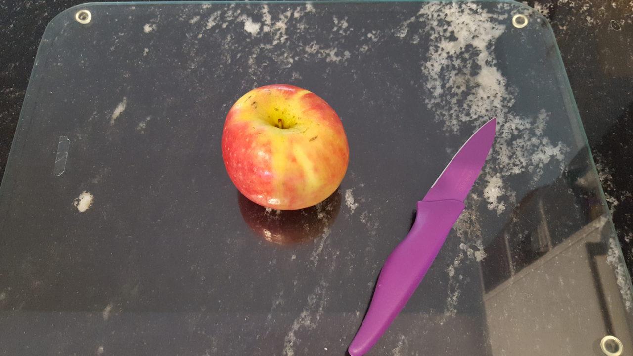 Apfel-Krebs