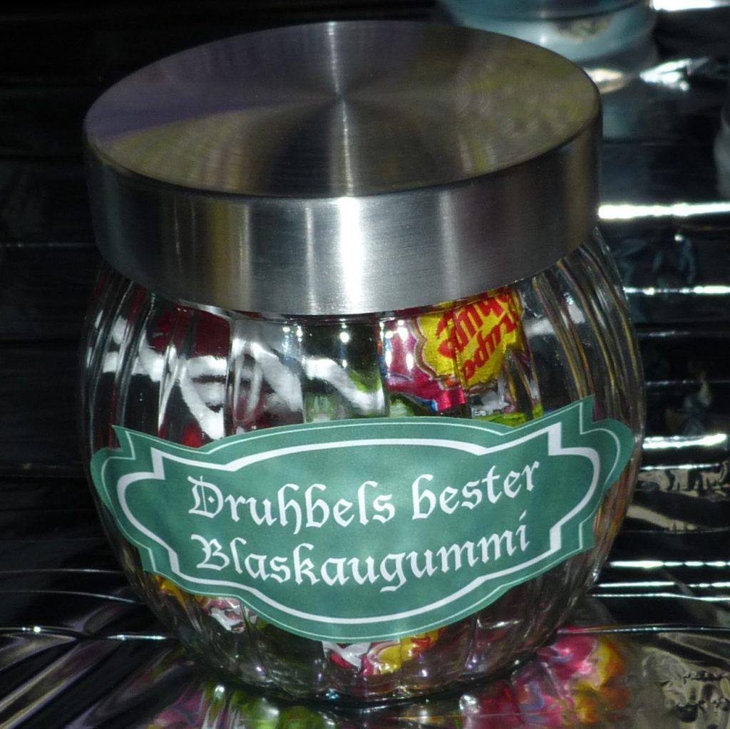 "Harry Potter-Mitgebsel aus dem ""Honigtopf"""