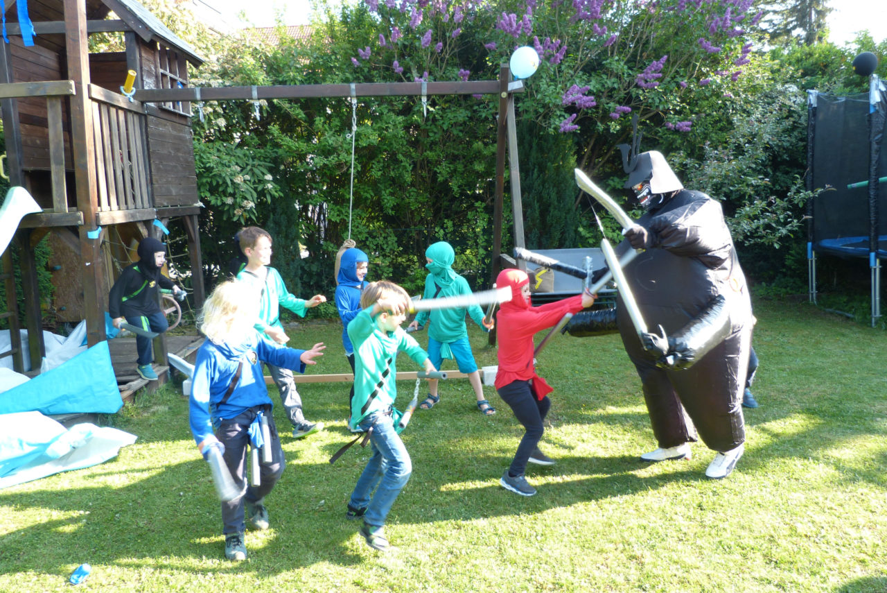 Ninja-Party