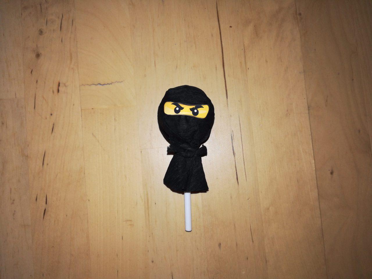 Ninja-Mitgebsel