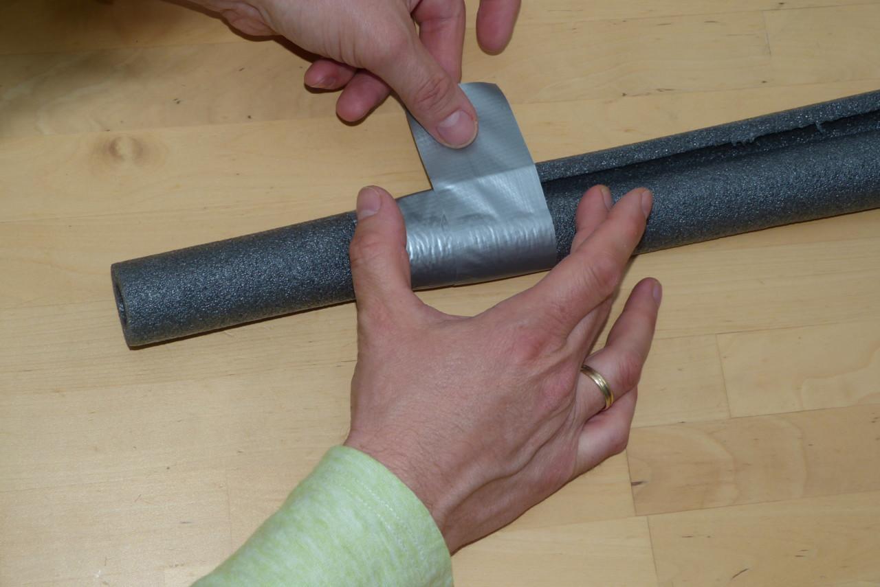 Ninja-Schwerter selber bauen