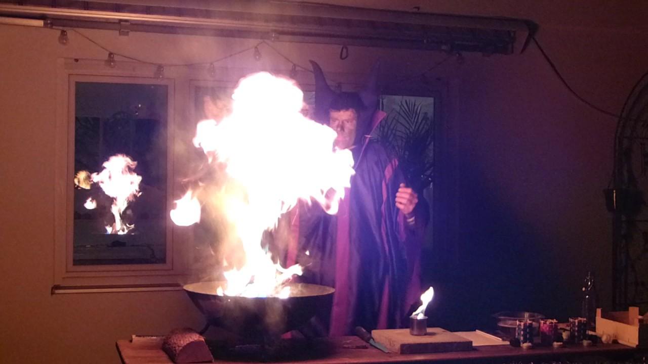 Halloween Reloaded - Die Zutatenjagd geht wieder los!