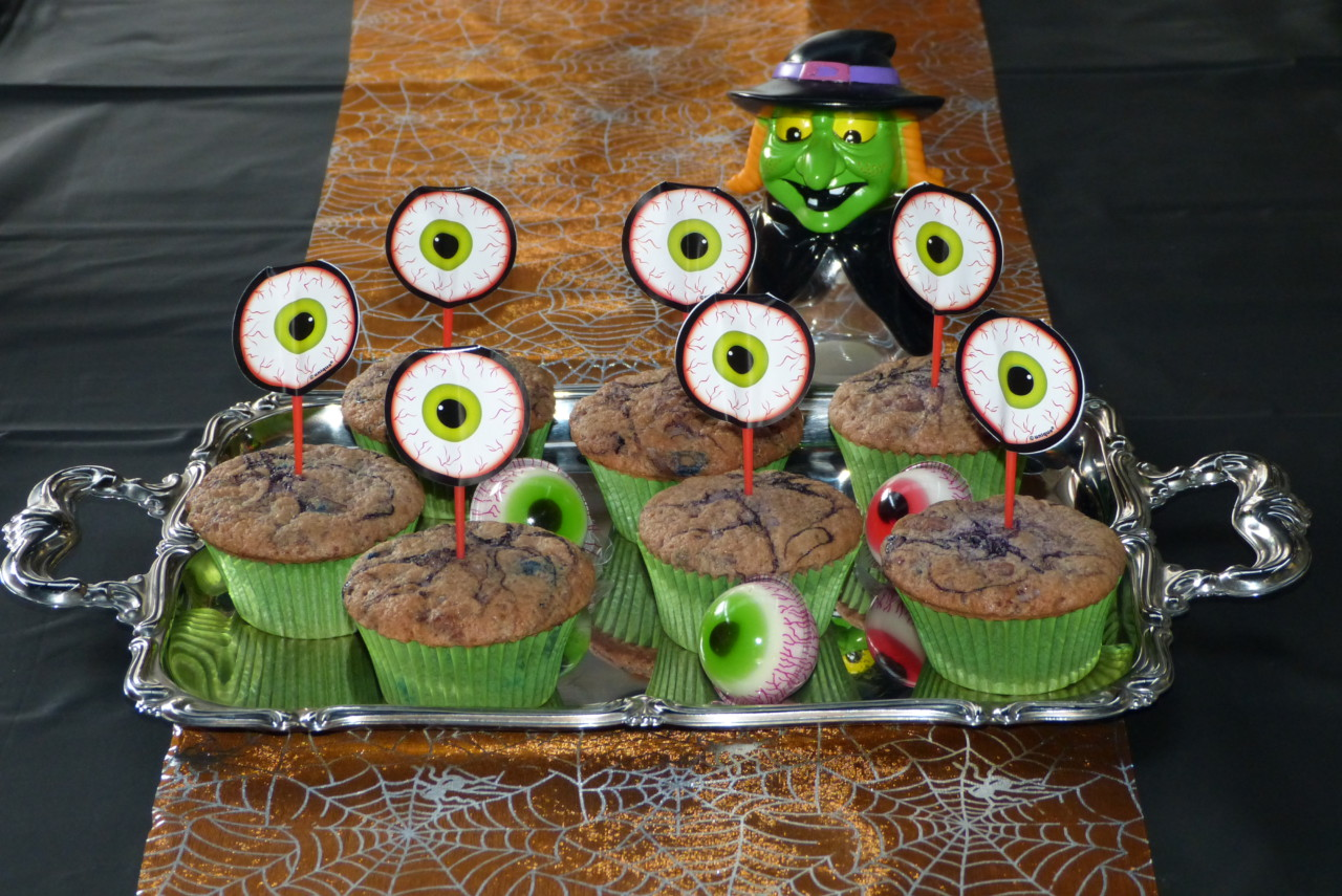 Hexen-Augen-Muffins