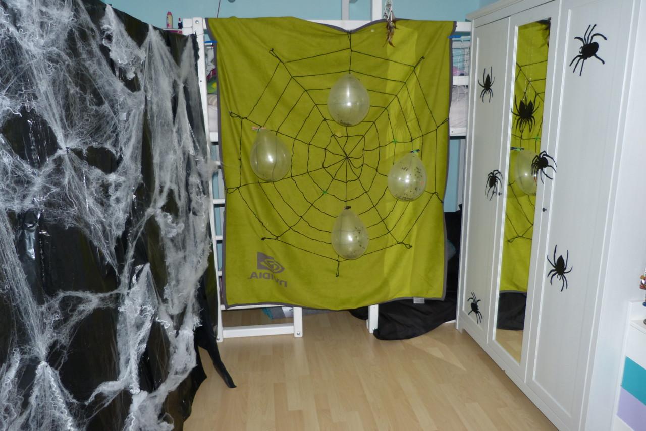 Spinnen-Spickern