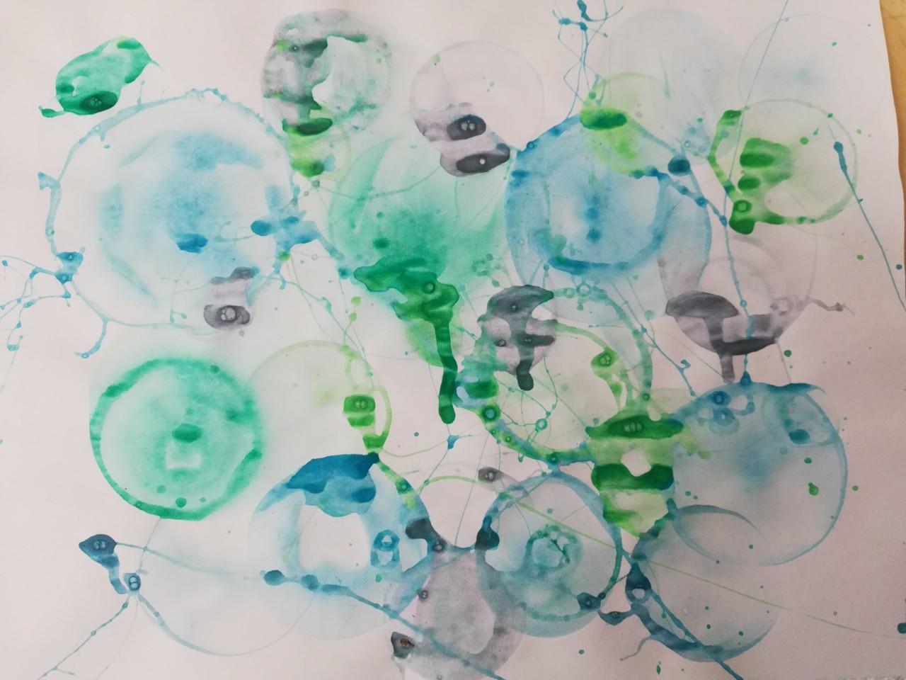 Intensiveres Farbergebnis mit Acrylfarben