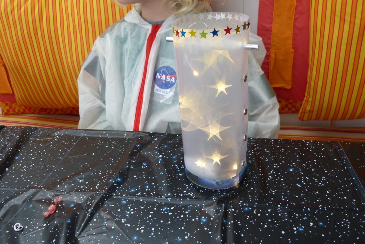 Zauberhafte Sternen-Lichter