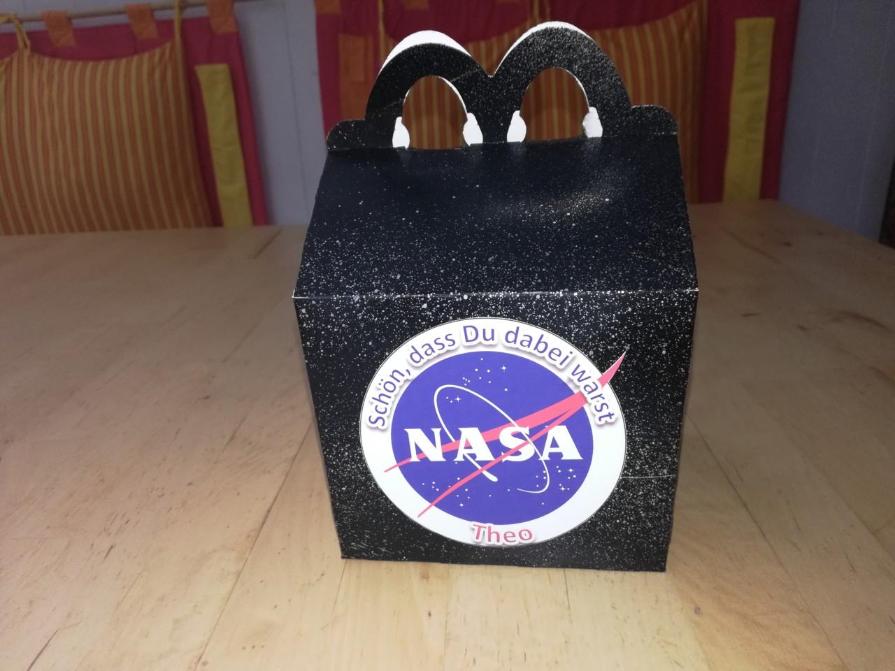 Astronauten-Party ODER Einmal Mond und zurück!