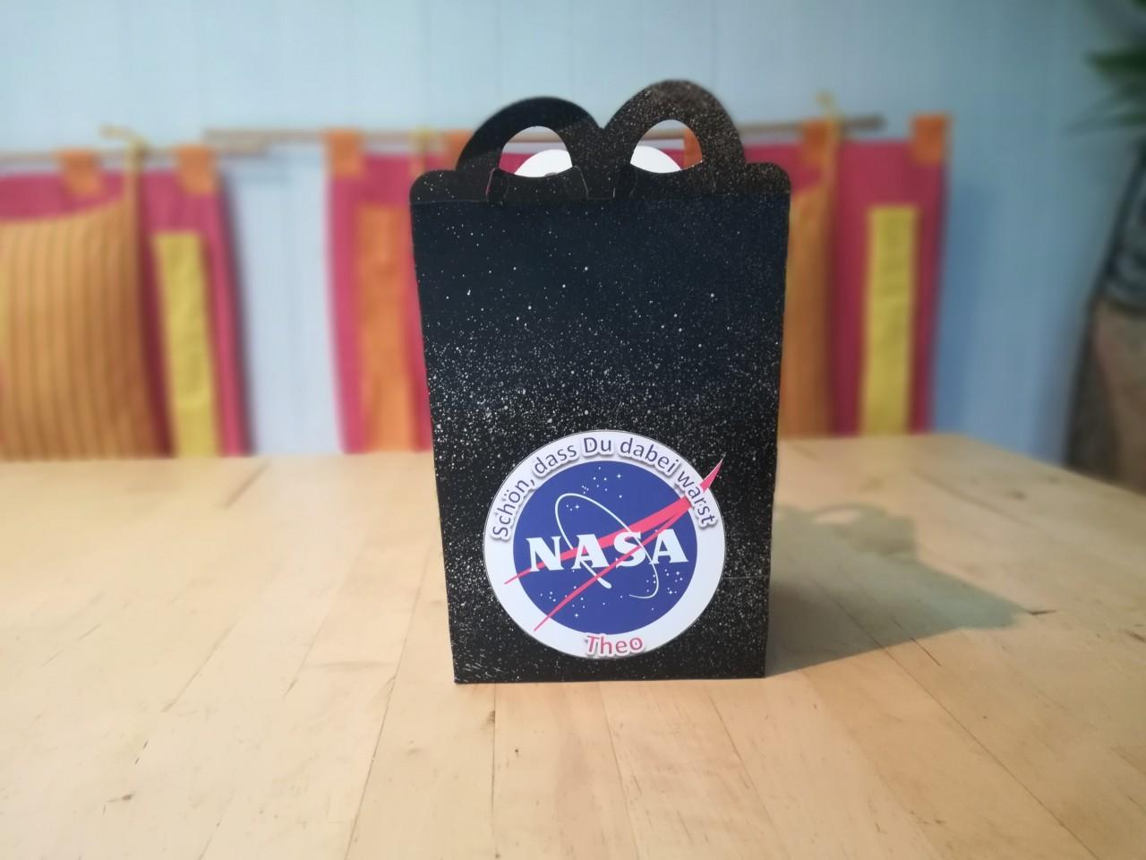 Astronauten-Mitgebsel